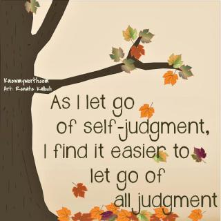 19 Relax and Succeed - As I let go of self-judgment