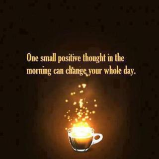 43 Relax and Succeed - One small positive thought