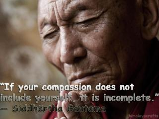 53 Relax and Succeed - If your compassion does not include yourself
