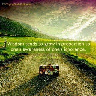 65 Relax and Succeed - Wisdom tends to grow in proportion