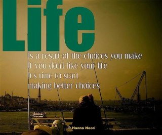 84 Relax and Succeed - Life is a result of the choices you make