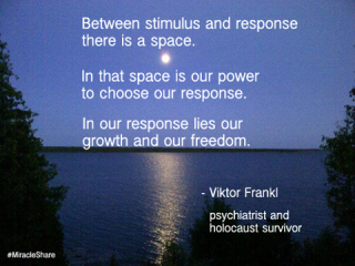 84a Relax and Succeed - Between stimulus and response