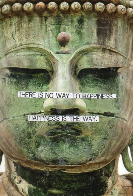 121 Relax and Succeed - There is no way to happiness