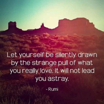 126 Relax and Succeed - Let yourself be silently drawn