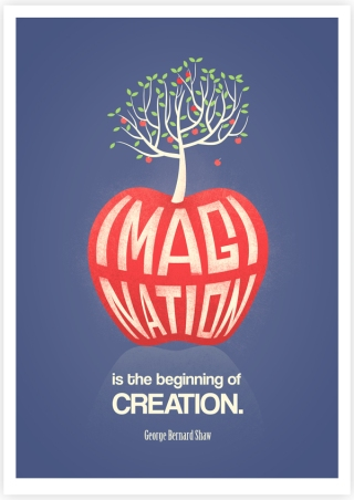 136 Relax and Succeed - Imagination is the beginning