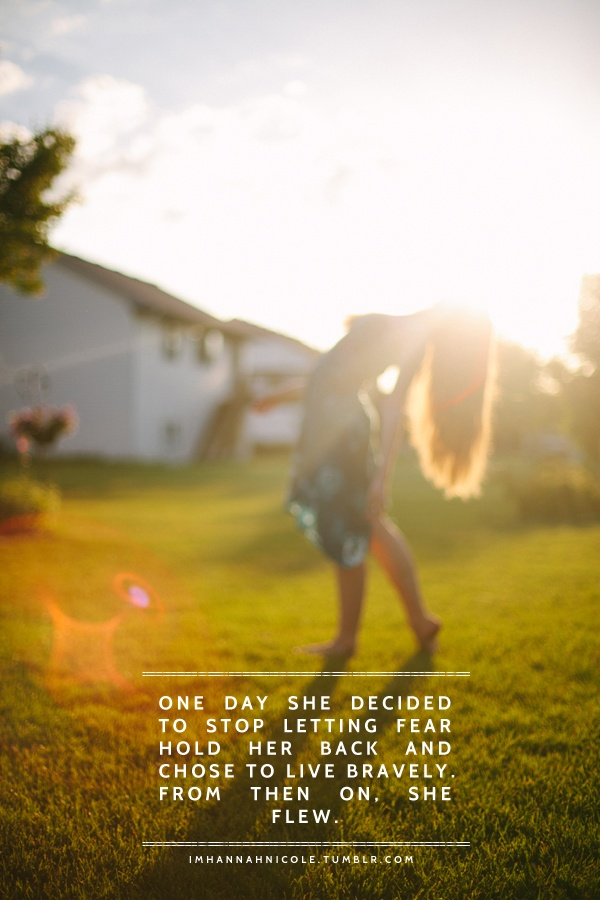 149 Relax and Succeed - One day she decided