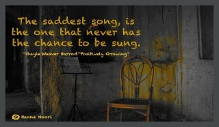 158 Relax and Succeed - The saddes song