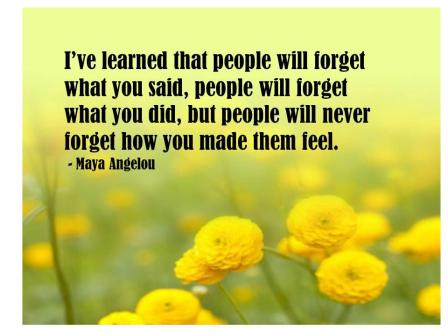 167 Relax and Succeed - I've learned that people