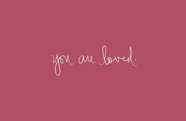 168 Relax and Succeed - You are loved