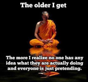 215 Relax and Succeed - The older I get