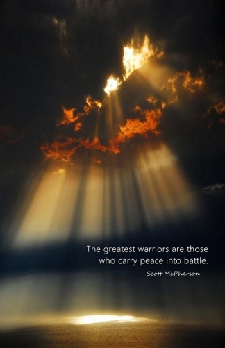 244 Relax and Succeed - The greatest warriors are those