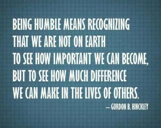 248 Relax and Succeed - Being humble means recognizing