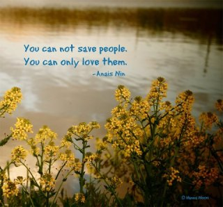 264 Relax and Succeed - You can not save people