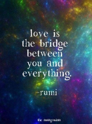 267 Relax and Succeed - Love is the bridge