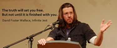 270 Relax and Succeed - David Foster Wallace by Steve Rhodes