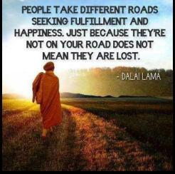 278 Relax and Succeed - People take different roads