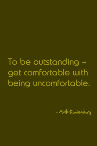 279 Relax and Succeed - To be outstanding