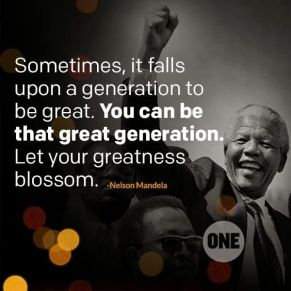 286 Relax and Succeed - Sometimes it falls upon a generation