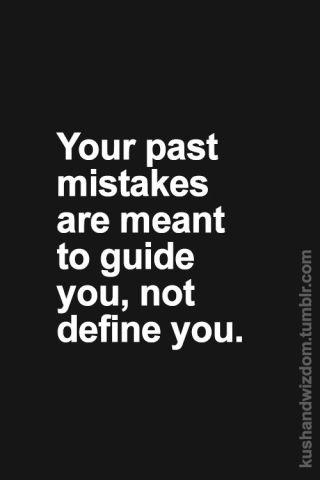 351 Relax and Succeed - Your past mistakes