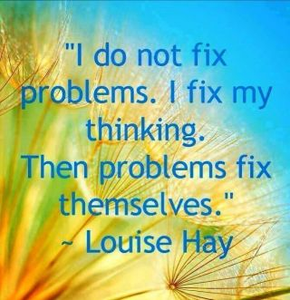 353 Relax and Succeed - I do not fix problems
