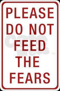 353 Relax and Succeed - Please do not feed the fears
