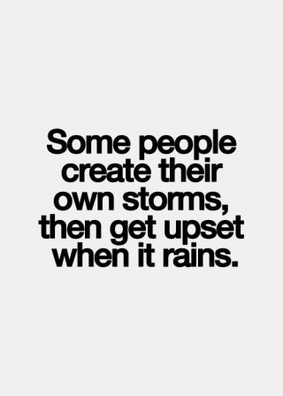 361 Relax and Succeed - Some people create their own storms