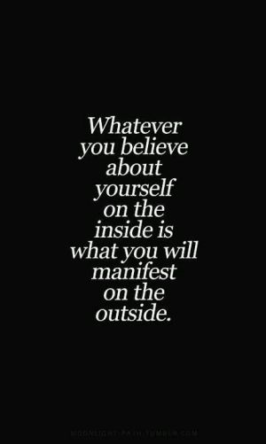 361 Relax and Succeed - Whatever you believe about yourself