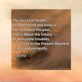 385 Relax and Succeed - The secret of health