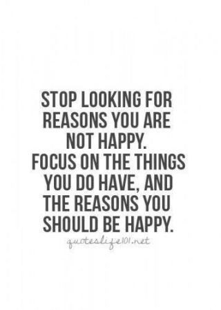 388 Relax and Succeed - Stop lookingn for reasons you are not happy