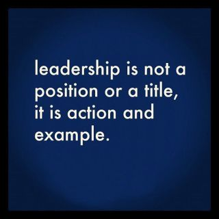 400 Relax and Succeed - Leadership is not a position
