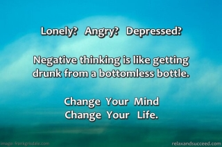 418 Relax and Succeed - Lonely Angry Depressed