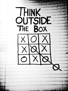497 Relax and Succeed - Think outside the box
