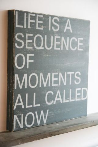 501 Relax and Succeed - Life is a sequence of moments