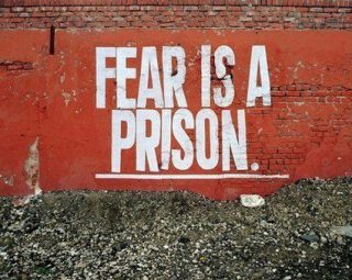 537 Relax and Succeed - Fear is a prison