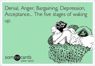 560 Relax and Succeed - Denial anger bargaining depression acceptance