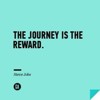 599 Relax and Succeed - The journey is the reward