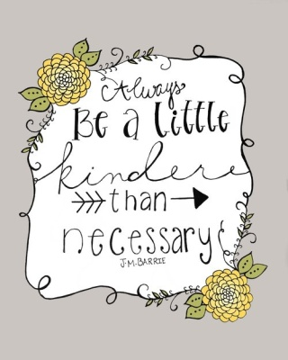 602 Relax and Succeed - Always be a little kinder