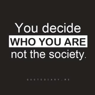 608 Relax and Succeed - You decide who you are