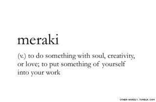 618 Relax and Succeed - Meraki to do something with soul