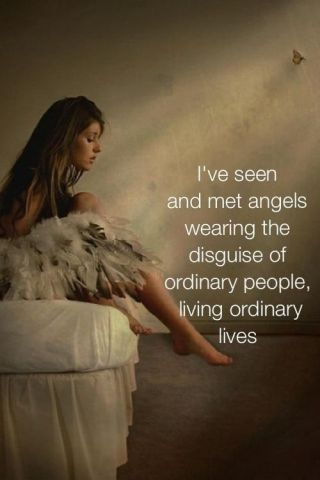 619 Relax and Succeed - I've seen and met angels