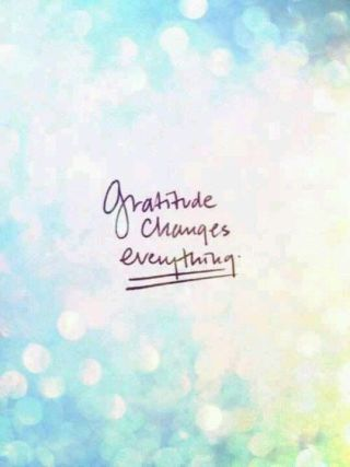 628 Relax and Succeed - Gratitude changes everything