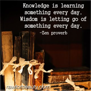632 Relax and Succeed - Knowledge is learning something