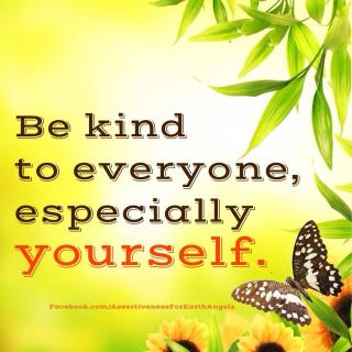 645 Relax and Succeed - Be kind to everyone