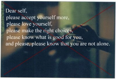 646 OP Relax and Succeed - Dear self