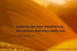 652 Relax and Succeed - Learn to see your emotions