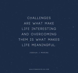 655 FD Relax and Succeed - Challenges are what make life