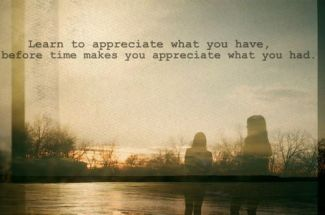 669 Relax and Succeed - Learn to appreciate what you have