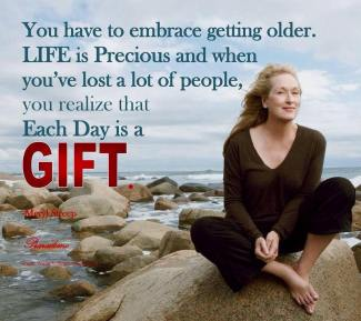 669 Relax and Succeed - You have to embrace getting older