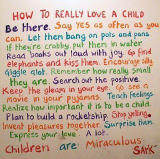 697 Relax and Succeed - How to really love a child
