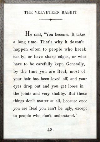 732 Relax and Succeed - The Velveteen Rabbit
